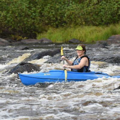 kayaking flambeau river rusk county wisconsin