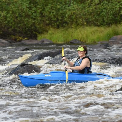 kayaking flambeau river rusk county wisconsin