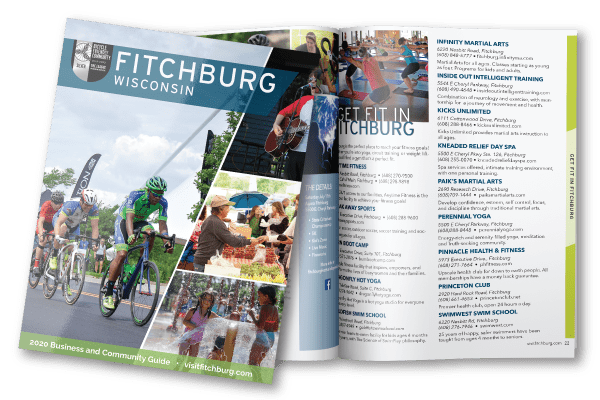 Fitchburg Visitor Guide