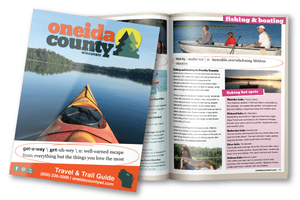 Oneida County Visitor Guide