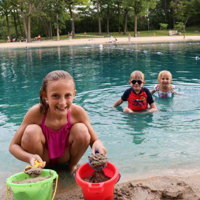 Regner Park Pool