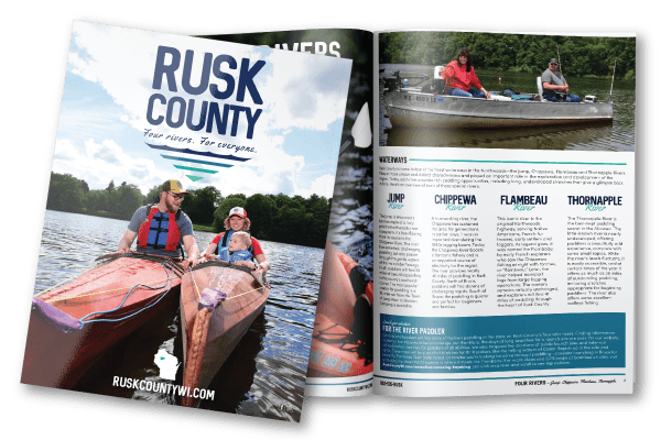 Rusk County 2020 Visitor Guide