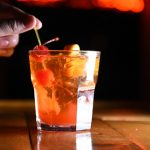 Old Fashioned in Boulder Junction Wisconsin