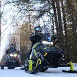 Snowmobiling in Oneida County Wisconsin