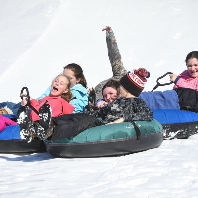 Tubing in Rusk County WI