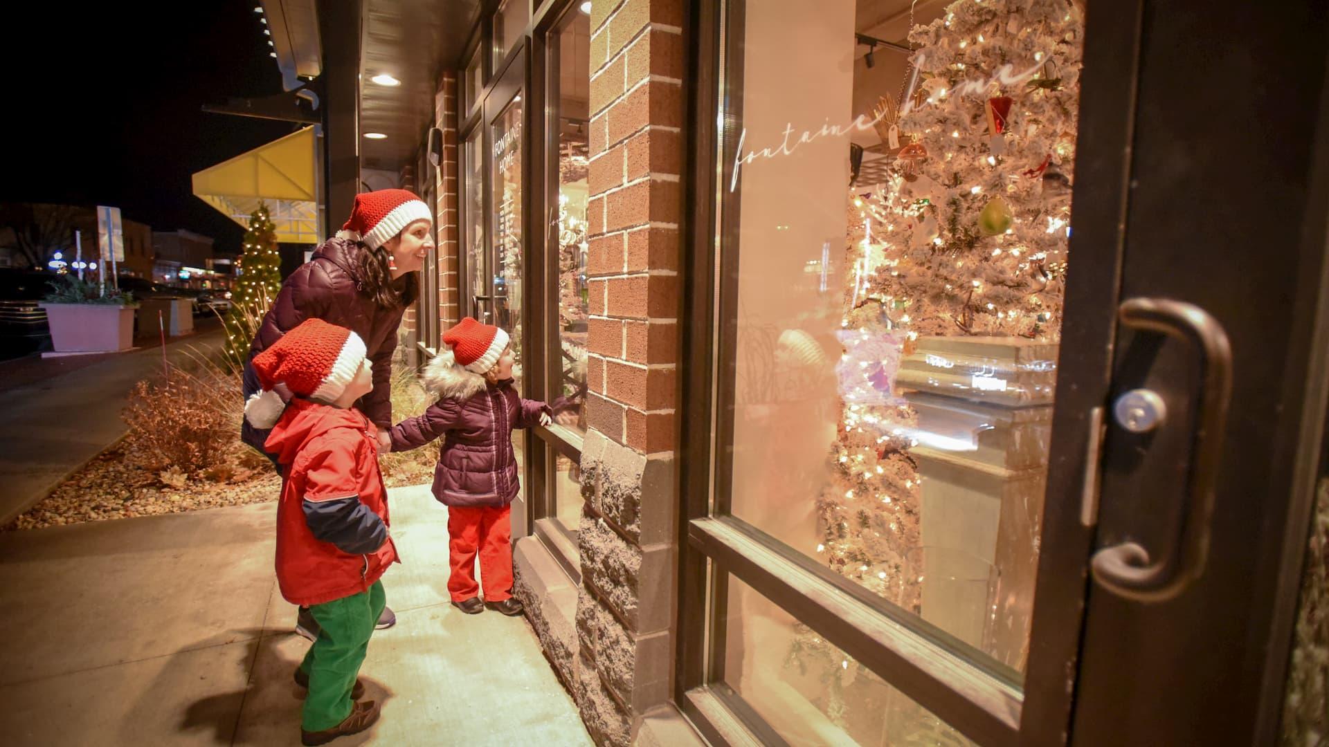 Holiday shopping in Middleton Wisconsin Middleton