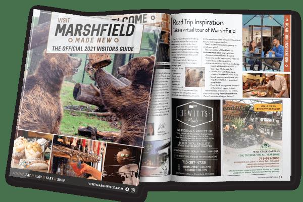 Marshfield 2021 Visitor Guide