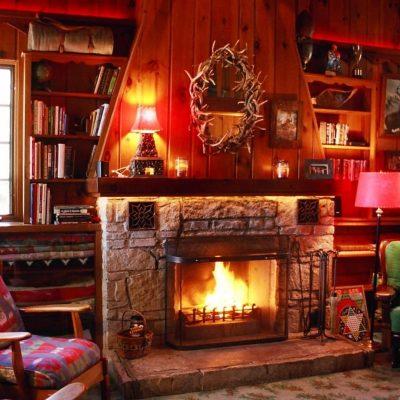 Northwoods cabin Boulder Junction WIsconsin