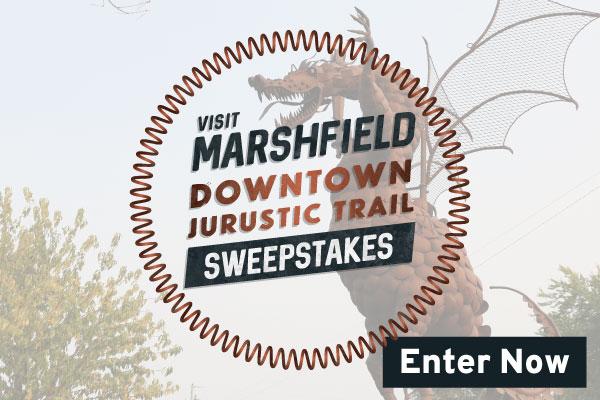 Explore Marshfield's Downtown Jurustic Trail