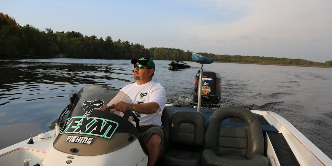 Fishing in Rusk County Wisconsin