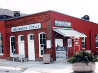 Freedom Park Information Center