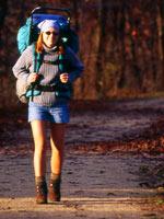 Hiking in the Fall